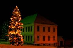 Rozsvícení stromku 28. listopadu 2010