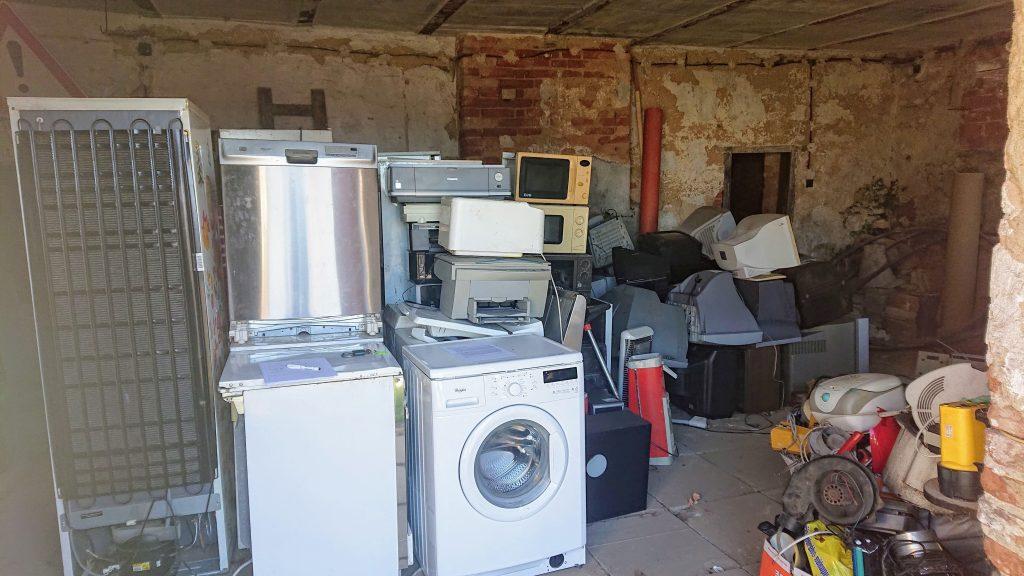 Elektro-odpad listopad 2019